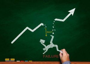 失敗した後、どうなってしまうのか